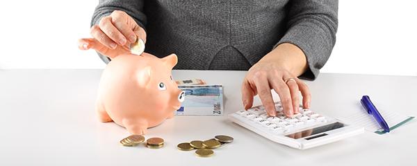 節約につながる!1人暮らしのためのカンタン家計簿術